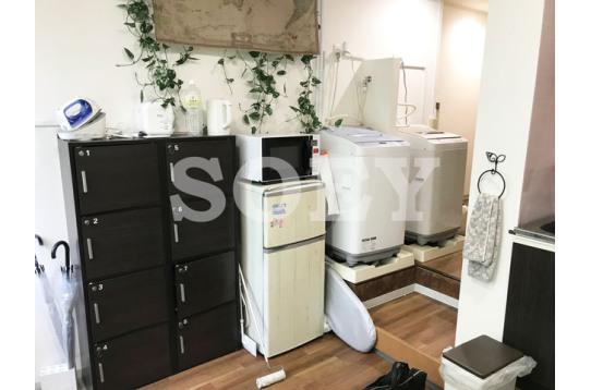 洗濯機・冷蔵庫・収納