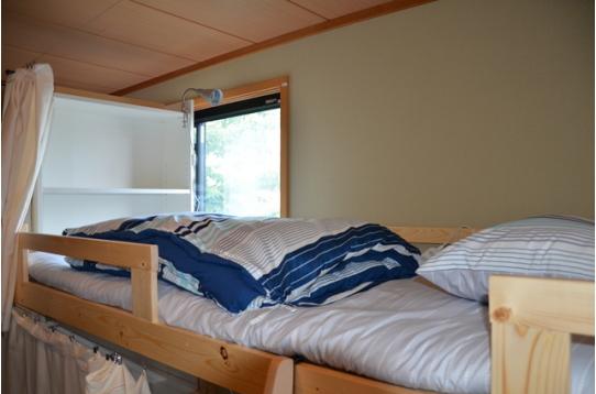 広々したベッド!