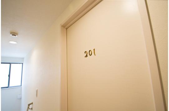 個室になります。