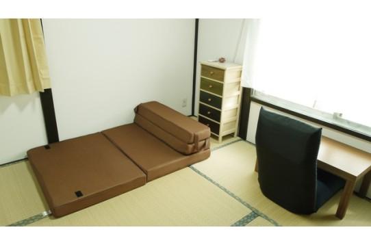 落ち着く和室もあります。
