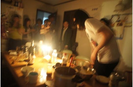サプライズの誕生日会!何気に感動します。