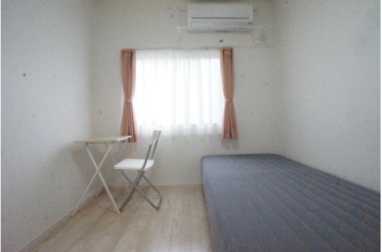 204号室 4.3畳 34,000円 陽当たりB