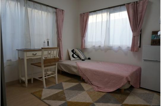 個室その1:広々とした個室!