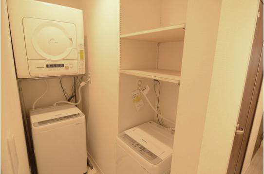 洗濯機・乾燥機も無料でご利用頂けます