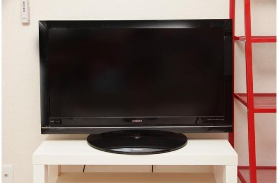 教養の37インチHDD録画TV♪
