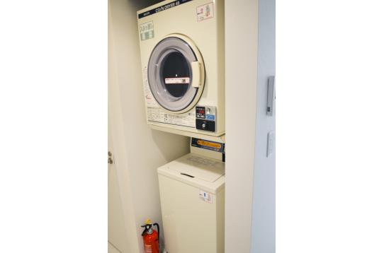 洗濯機、乾燥機です!