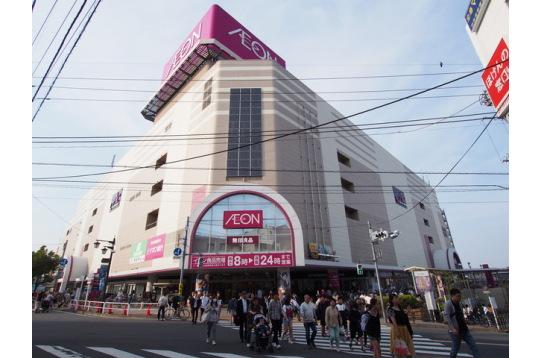 東武練馬駅徒歩1分!大型ショッピングセンターあり