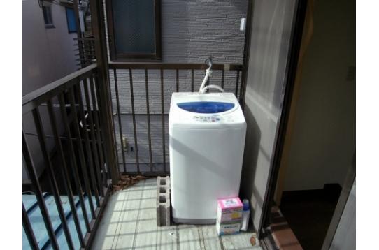全自動洗濯機あり