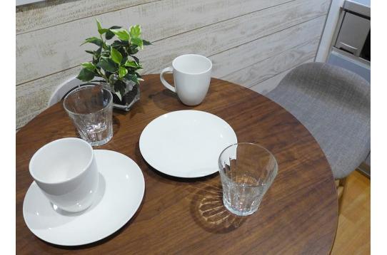 ちょっとしたカフェスペースもご用意