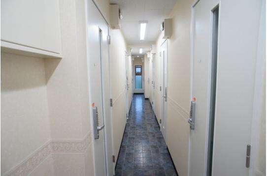 2階廊下の様子です