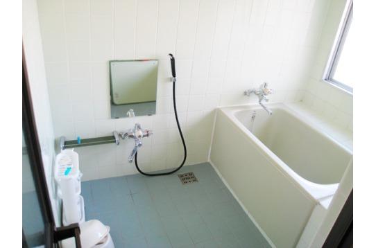 シャワーの写真です※バスタブは使用不可