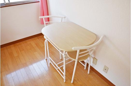 可愛い家具完備♪