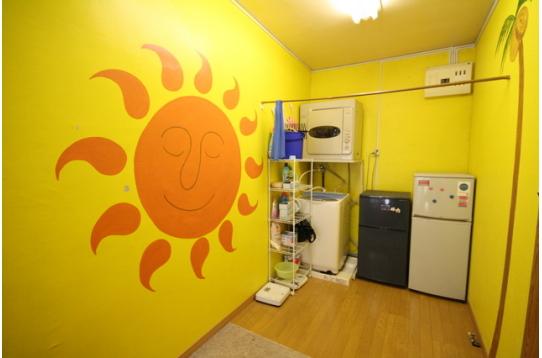 洗濯機・乾燥機・共用冷蔵庫