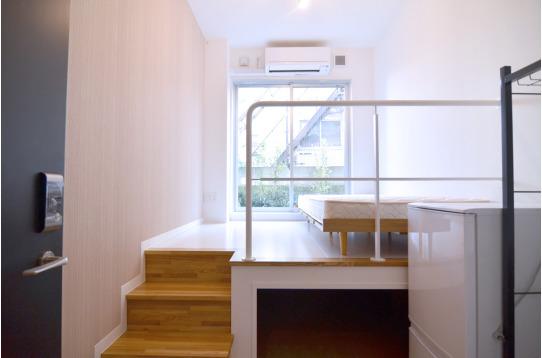 こんな素敵な造りの個室タイプもあります