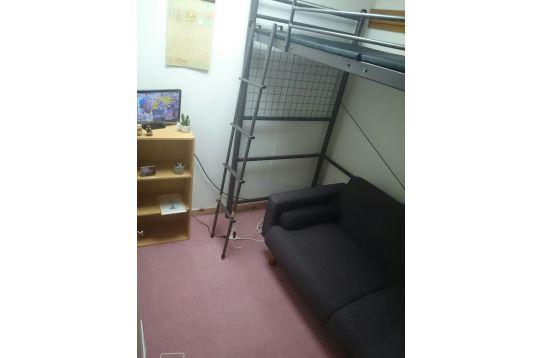 ソファーがある部屋も有ります。
