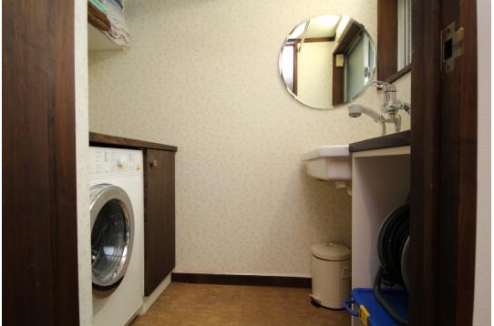 洗面所は2カ所