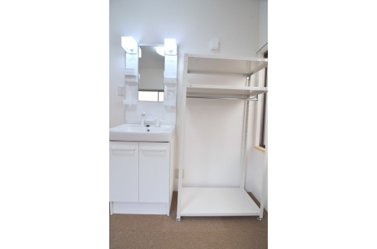 個室に洗面台があるのは嬉しいですね。