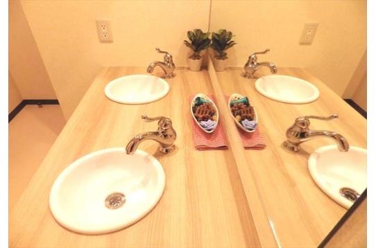 女性専用洗面所