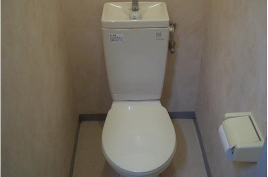 もちろん男女別トイレ(男1階&女2階)