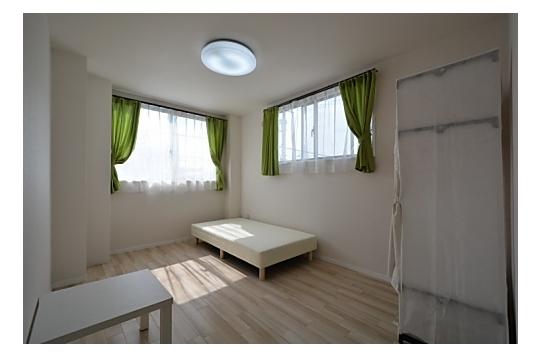 個室201号室。