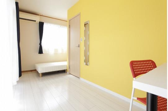 101号室♪5.5畳