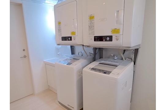 洗濯機&乾燥機