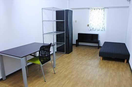 各種家具完備ですぐにご入居可能です