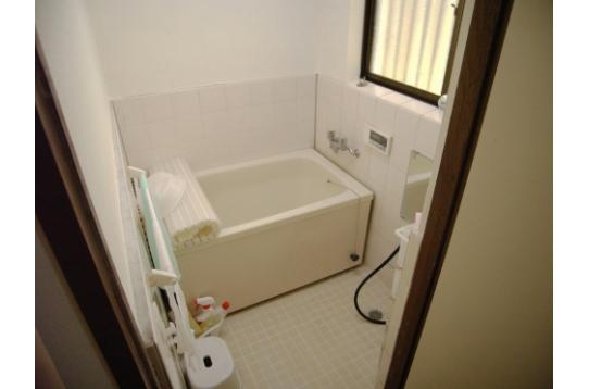 浴槽あります、お風呂好き必見!
