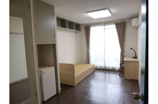 広々としたお部屋です。