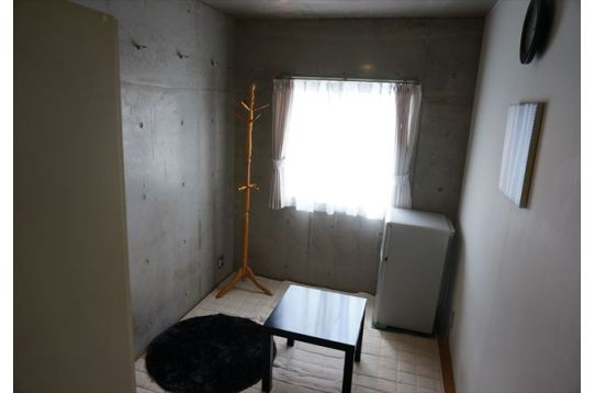 4.5畳のお部屋になります
