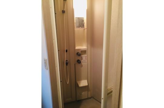 シャワールームもあります☆
