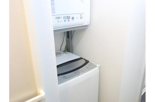 乾燥機&洗濯機です