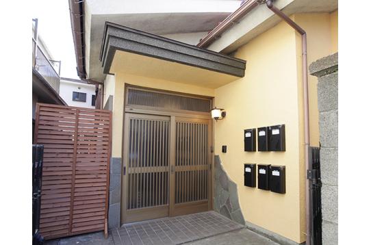 落ち着いた日本家屋