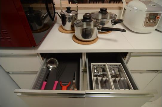 各種調理器具そろってます!