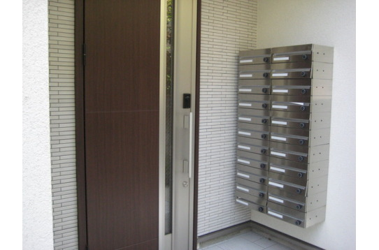 玄関&個別メールBOX