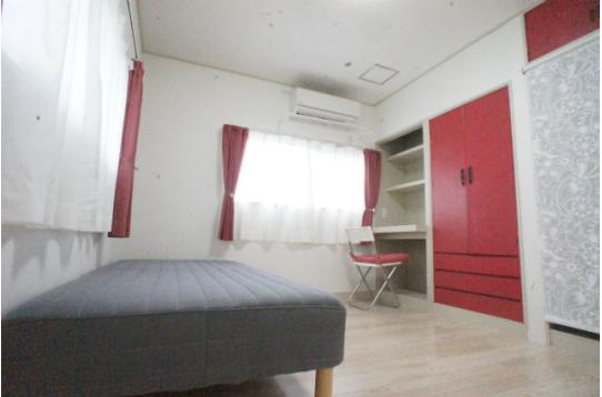 201号室 6.0畳 36,000円 陽当たりA