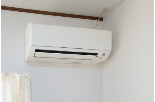 各個室エアコン完備!