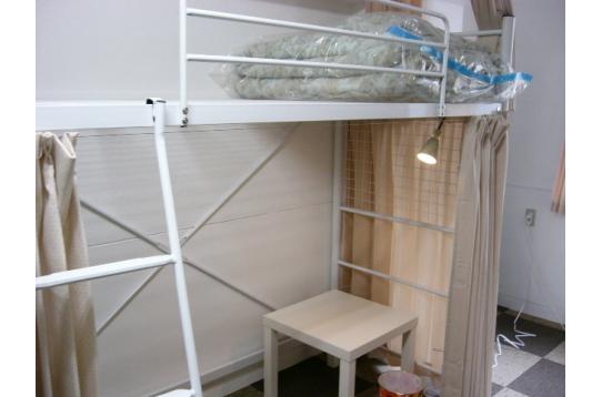 ドミトリー部屋 (ロフトベッド)32,000円~