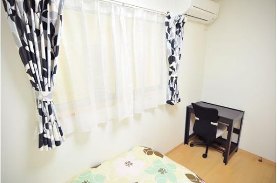 <101号室>寝具は毎回新品です☆