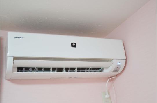 各部屋エアコンも完備