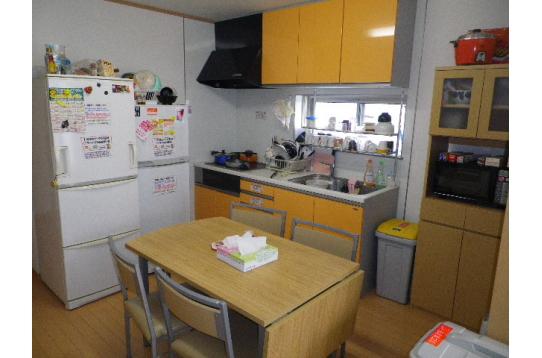 ☆使いやすいIHコンロのあるキッチン☆