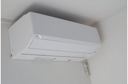 入居者の居室は全室エアコン付き