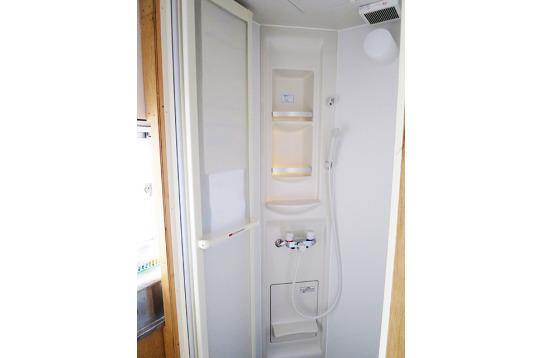 共有スペース:シャワールーム