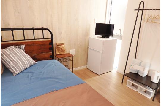 個室家具もお部屋の雰囲気に合わせています!