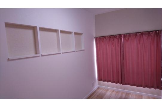 各居室の様子/2004号室