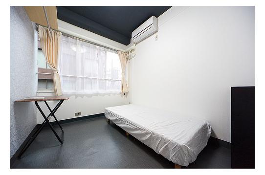 男性個室部屋です。
