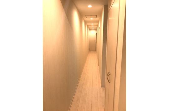 廊下になります。