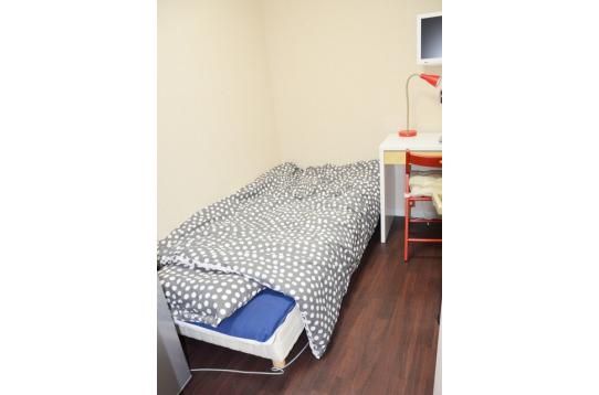 各部屋新品の寝具付きです!