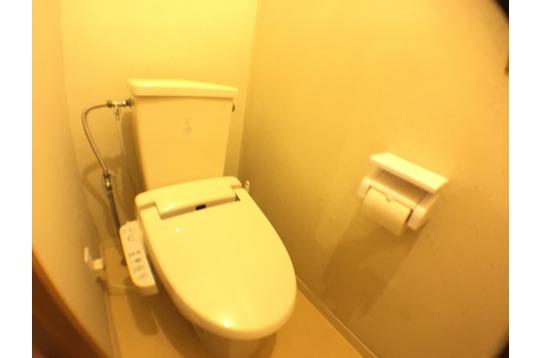 一階トイレの様子