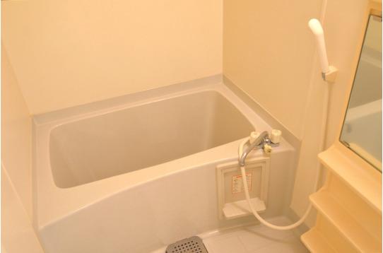 もう一つの浴室。